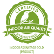SCS Indoor Advantage Gold  Certified Products